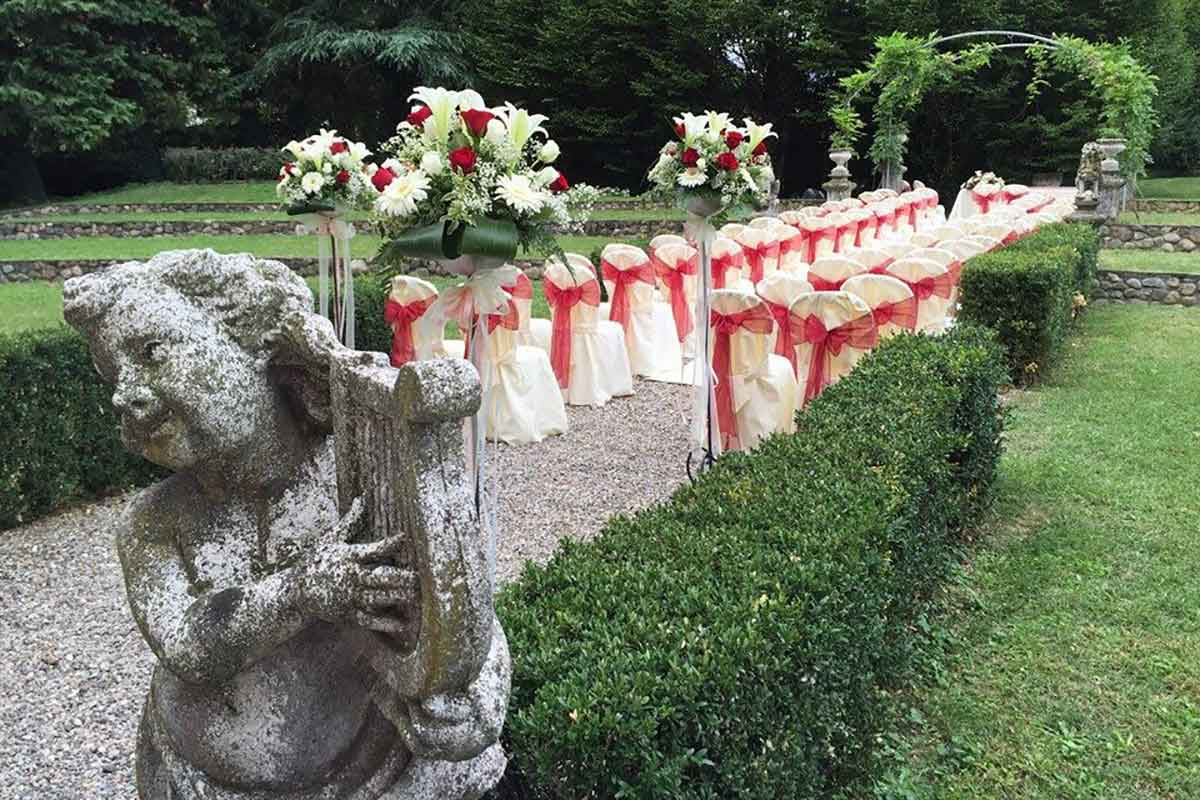 matrimonio con rito civile nella nostra location